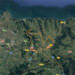 Ruta Campo de Golf La Llorea – Quintueles – Quintes – Arroes